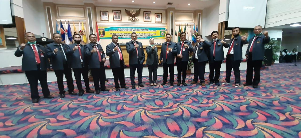 13 Peserta PKN2 Sumsel Ikuti Visitasi Ke Kab. Pesawaran Prov. Lampung