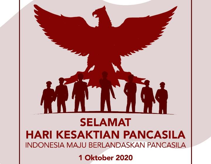 Peringati Hari Kesaktian Pancasila, Jokowi Yakin Semua Tantangan Bisa Diatasi
