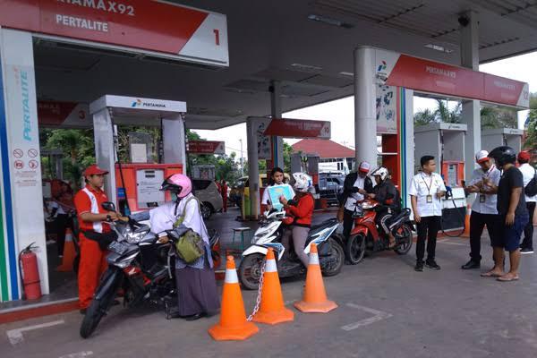 Jadi Pilot Sumatera, BBM Pertalite di Palembang Akan Disubsidi Pertamina