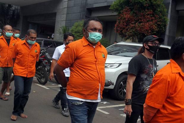 Jhon Kei DKK Siap Dilimpahkan ke Kejaksaan