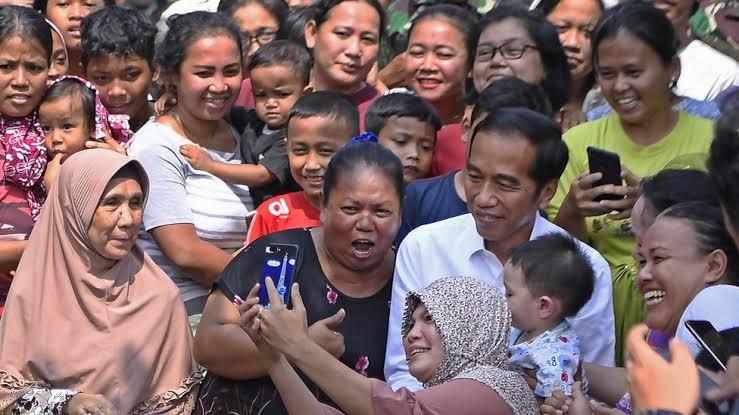 Hipmi Yakin Jokowi Selalu Pedulikan Rakyat Kecil
