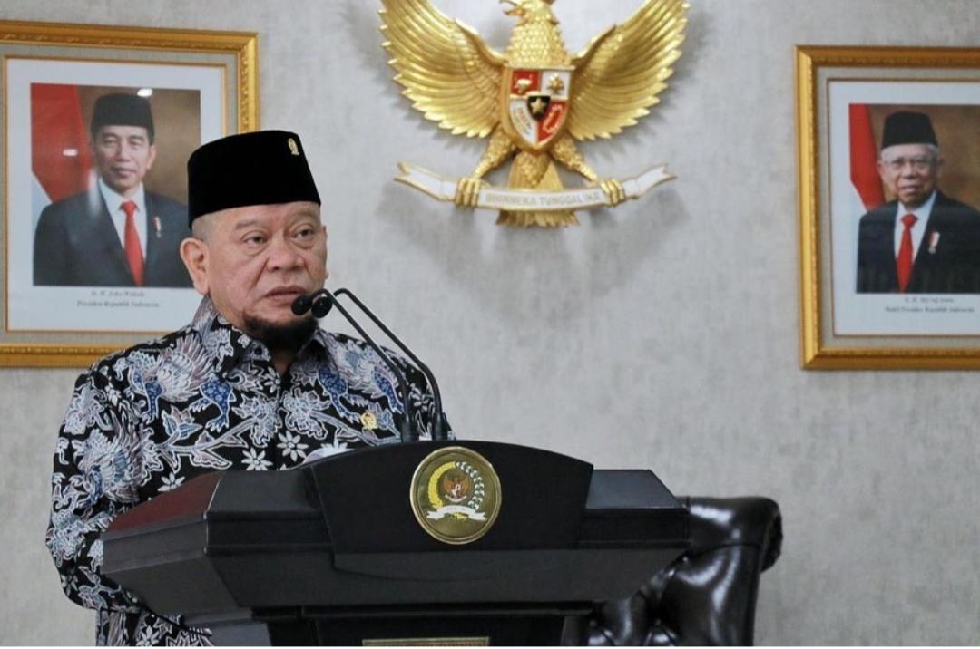 DPD RI LaNyalla Ajak Masyarakat Majukan Pulau Sumatera Dengan Pendekatan Iptek