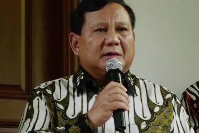 """""""Berjasa di Gerindra"""", Menhan Prabowo Bersedih Atas Meninggal-nya Anggota DPR Jawa Timur"""