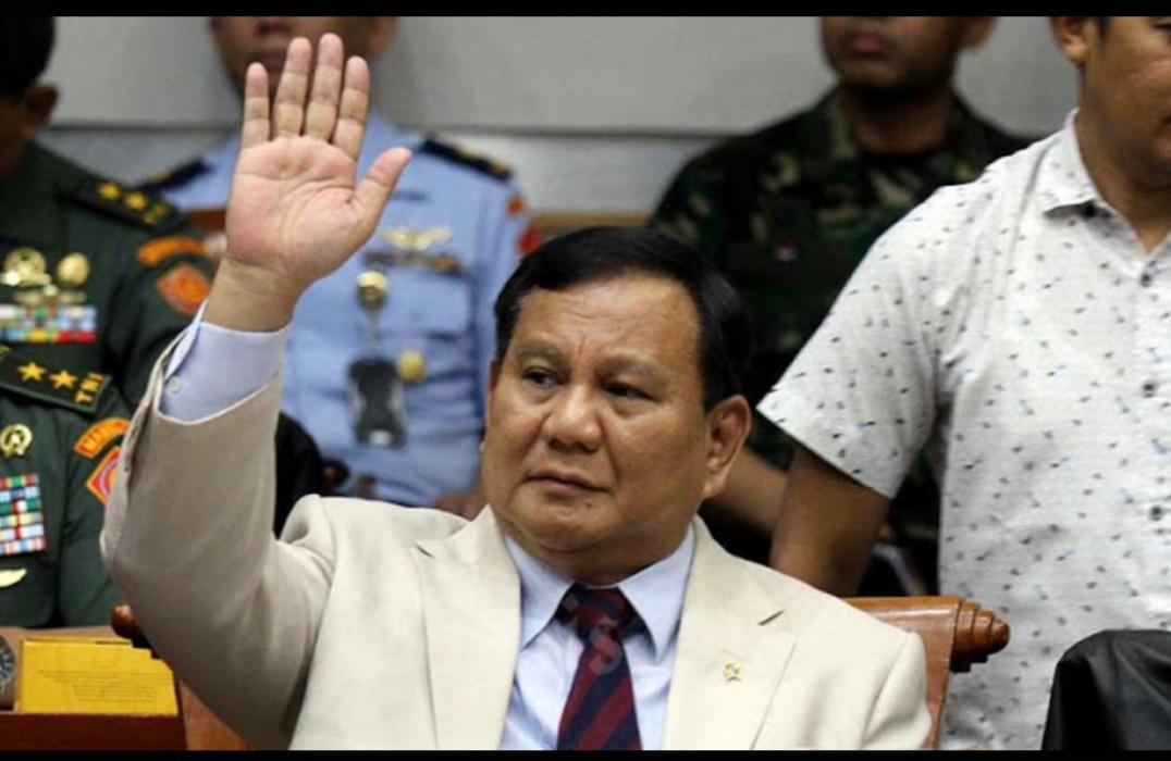 Prabowo: Saya Yakin & Percaya Jokowi, Hatinya Selalu Memikirkan Bangsa dan Rakyat