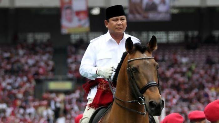 Menhan Prabowo Nikmati Ultah Ke 69 Di AS