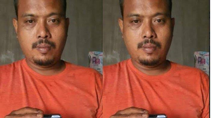 Pria Ini Ditangkap Karena Hina Wapres Ma'ruf Amin Sama Dengan Artis Porno
