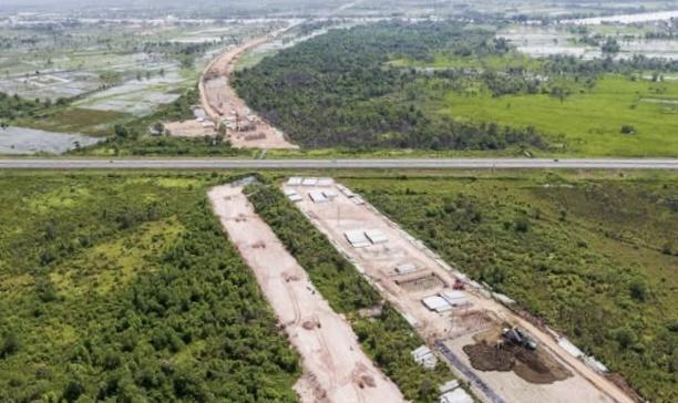 HK Terus Percepat Pembangunan Tol Palembang-Bengkulu