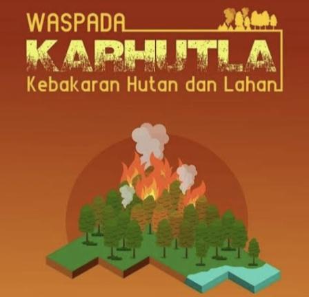 Waspada Kebakaran Hutan